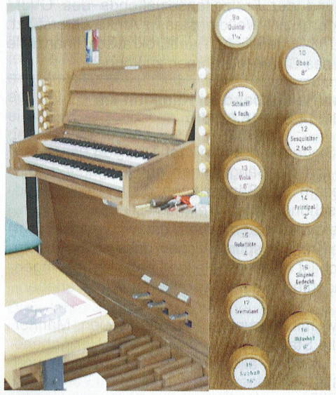 eglosheimer orgel register